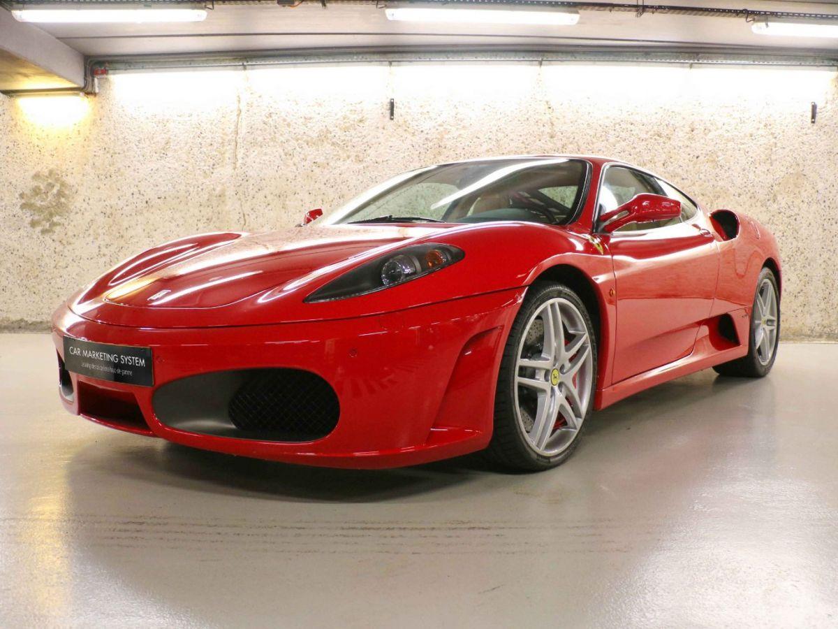 Ferrari F430 V8 F1 Rouge Métallisé - 2