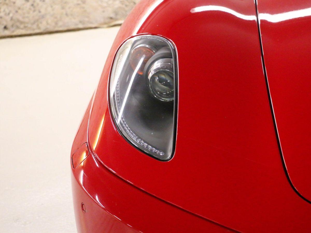 Ferrari F430 V8 F1 Rouge Métallisé - 4