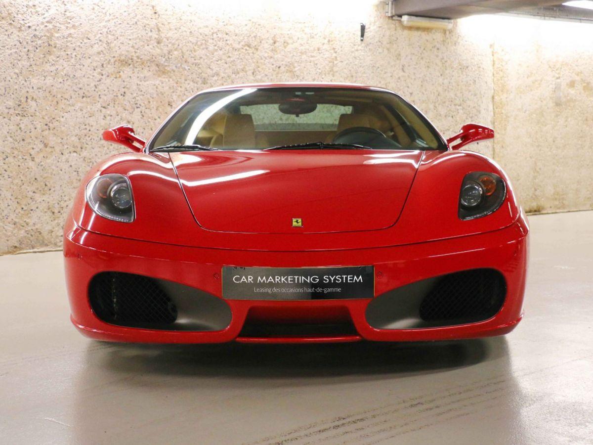 Ferrari F430 V8 F1 Rouge Métallisé - 8
