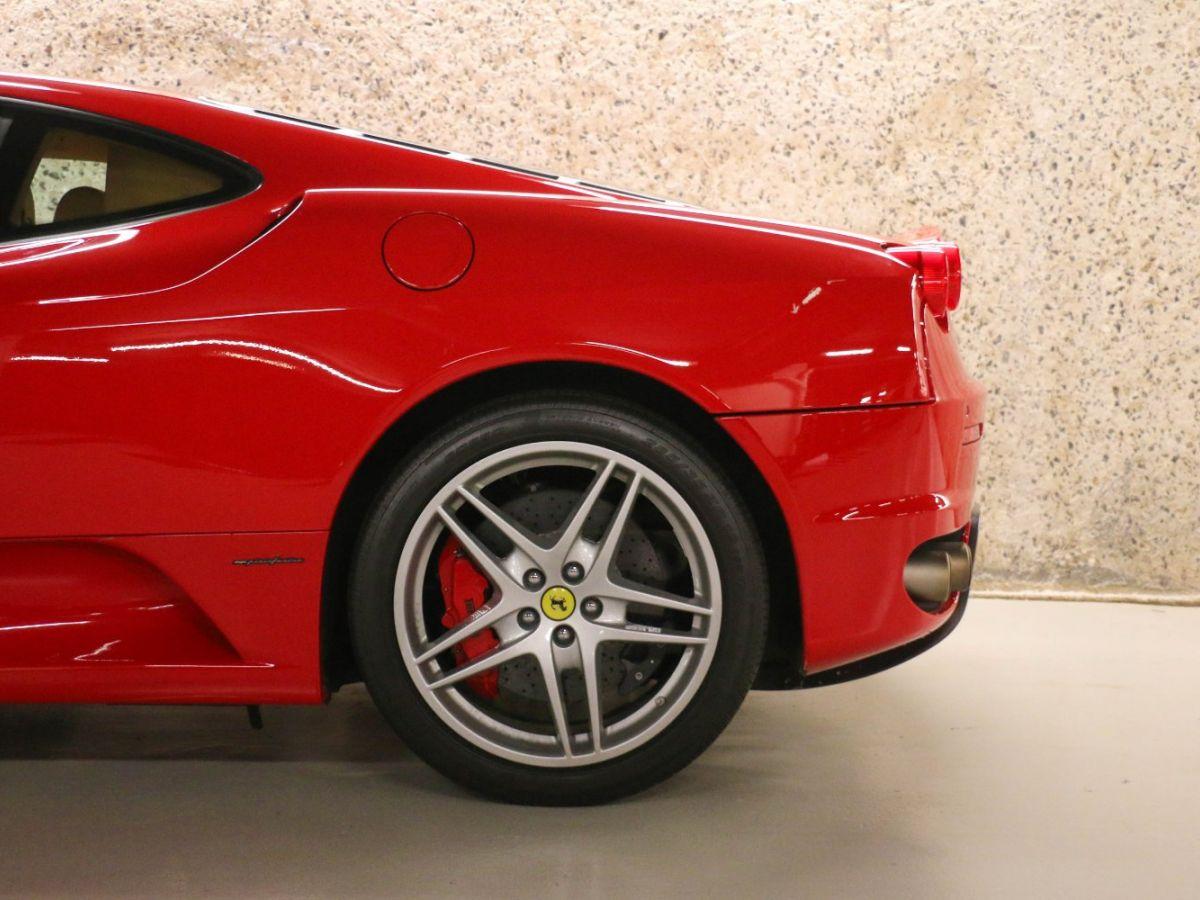 Ferrari F430 V8 F1 Rouge Métallisé - 10