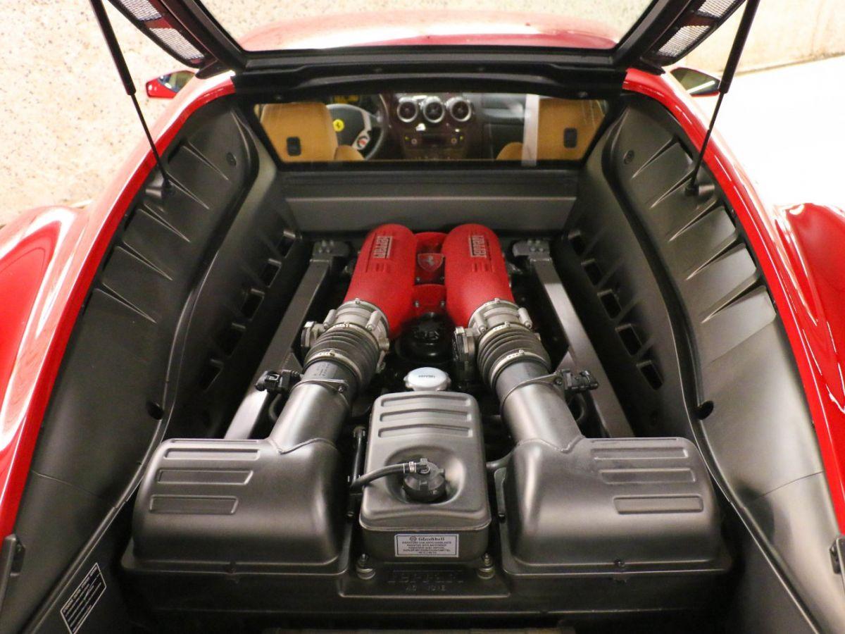 Ferrari F430 V8 F1 Rouge Métallisé - 19