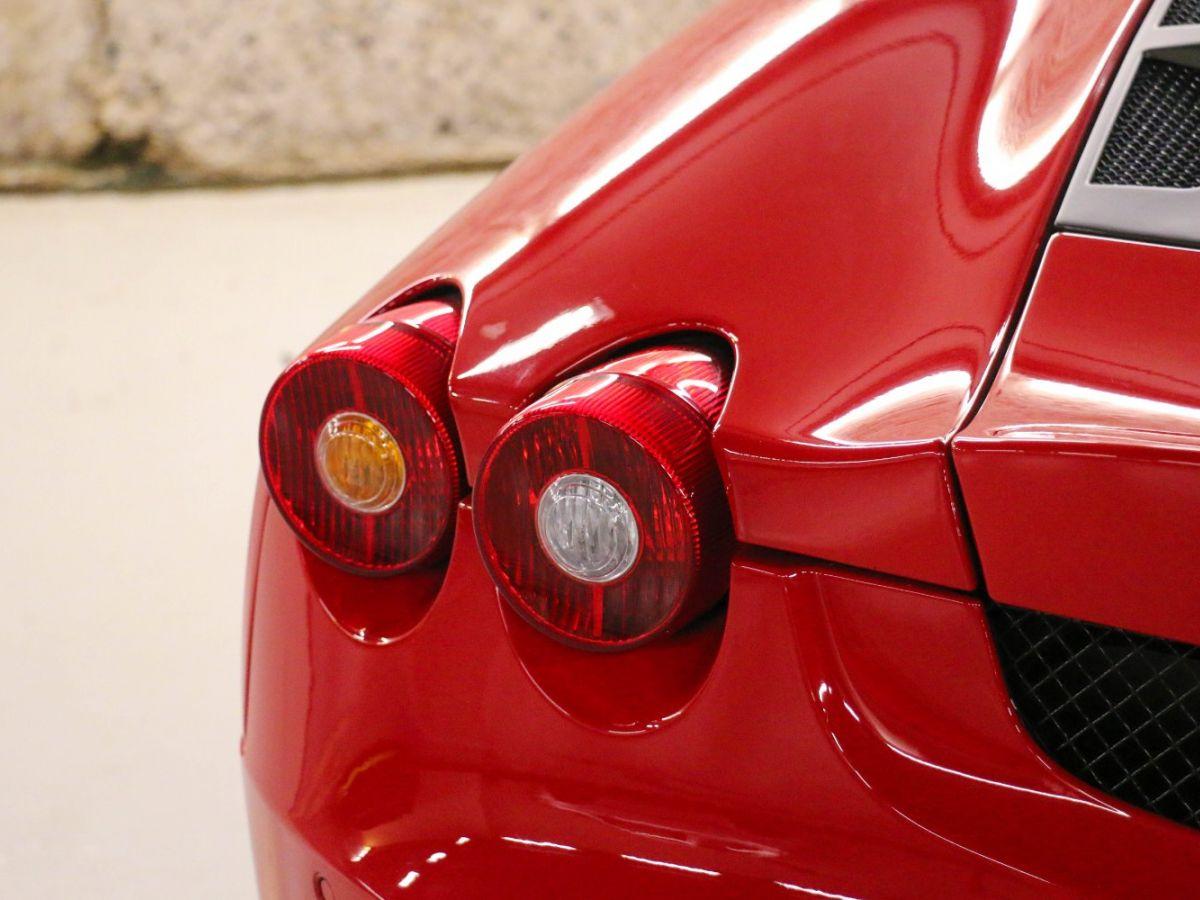 Ferrari F430 V8 F1 Rouge Métallisé - 20
