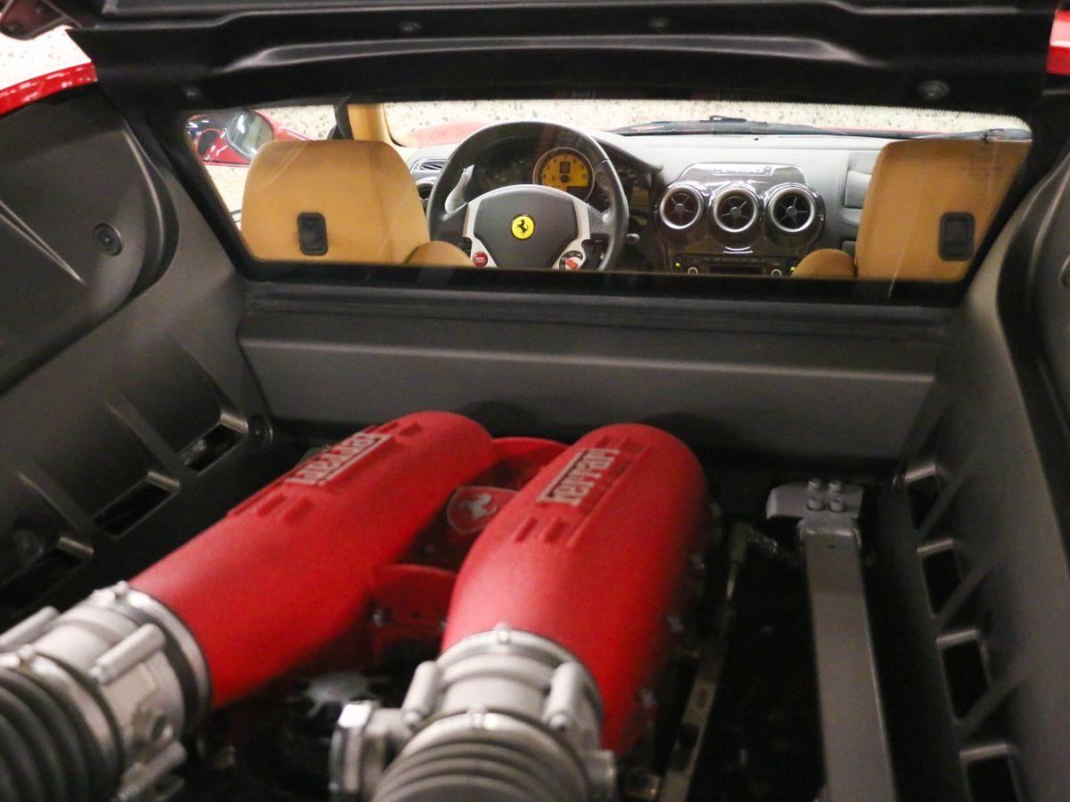Ferrari F430 V8 F1 Rouge Métallisé - 23