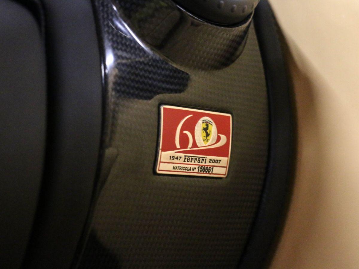Ferrari F430 V8 F1 Rouge Métallisé - 50