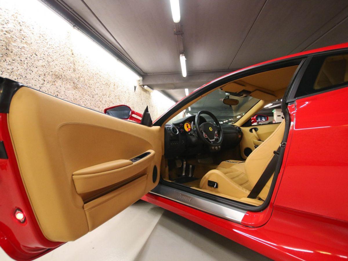 Ferrari F430 V8 F1 Rouge Métallisé - 52