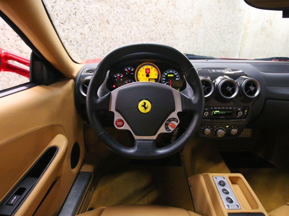 Ferrari F430 V8 F1 Rouge Métallisé - 56