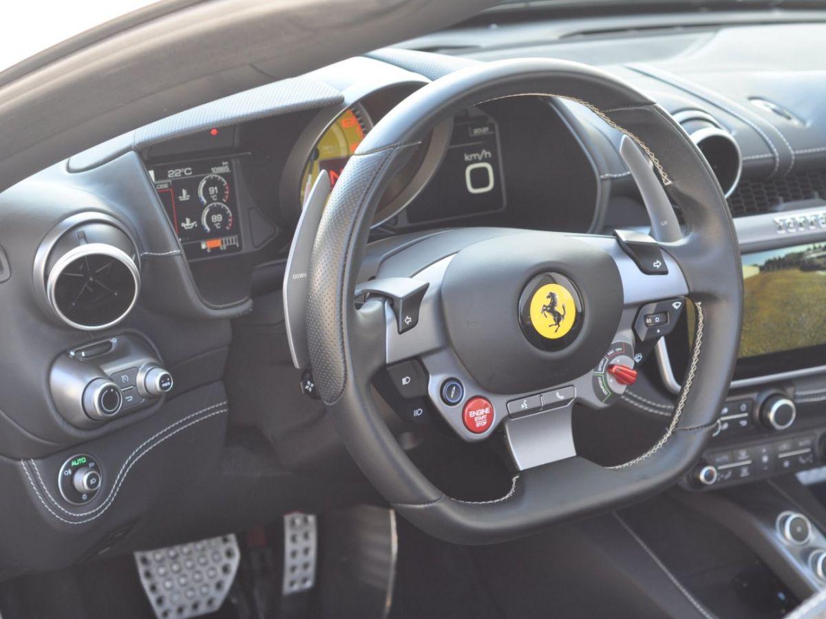 Ferrari Portofino 3.9 V8 T 600CH Gris Clair - 19