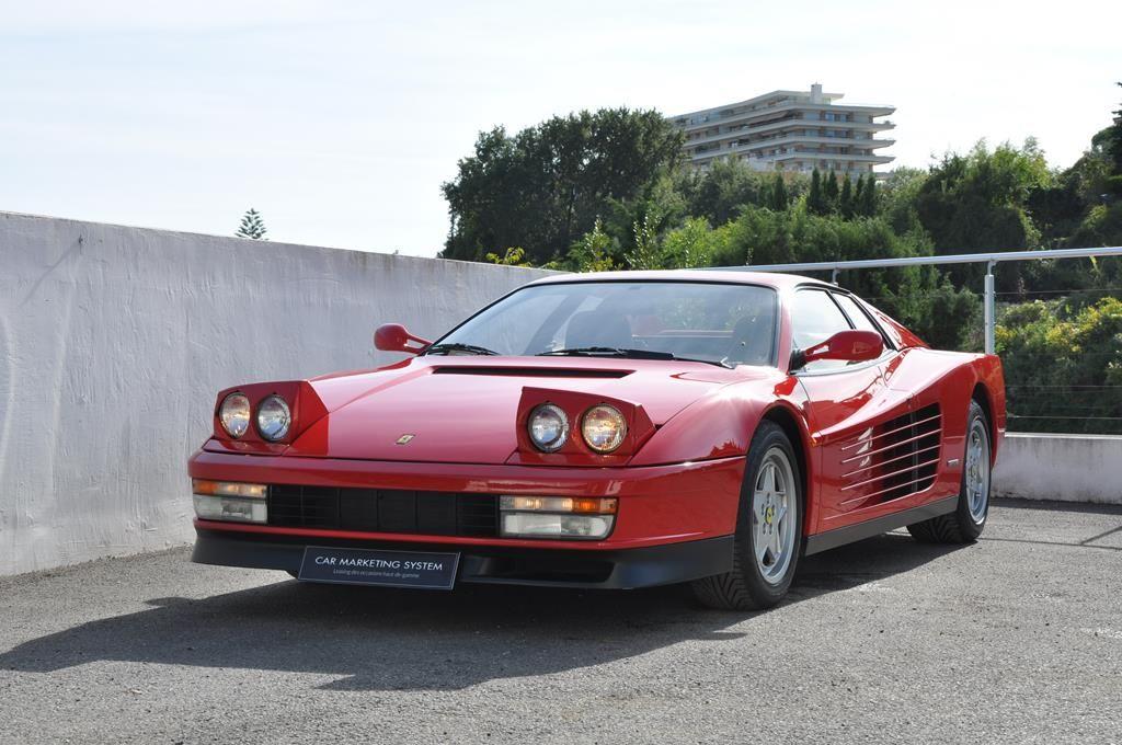 Ferrari Testarossa 5.0 Rosso Corsa - 2