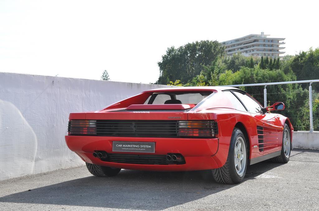 Ferrari Testarossa 5.0 Rosso Corsa - 4