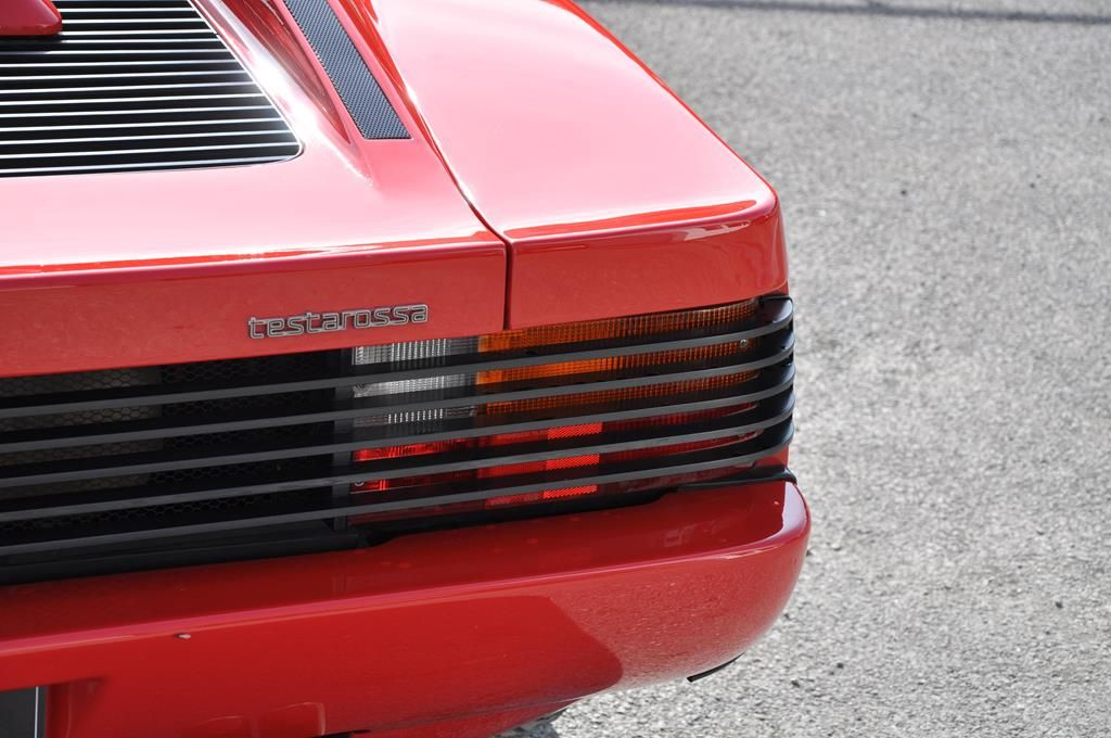 Ferrari Testarossa 5.0 Rosso Corsa - 6