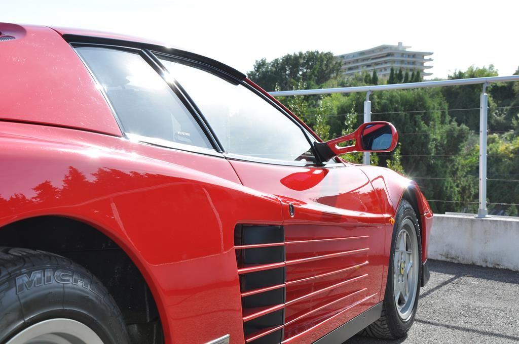 Ferrari Testarossa 5.0 Rosso Corsa - 7