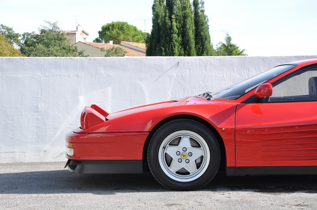 Ferrari Testarossa 5.0 Rosso Corsa - 8