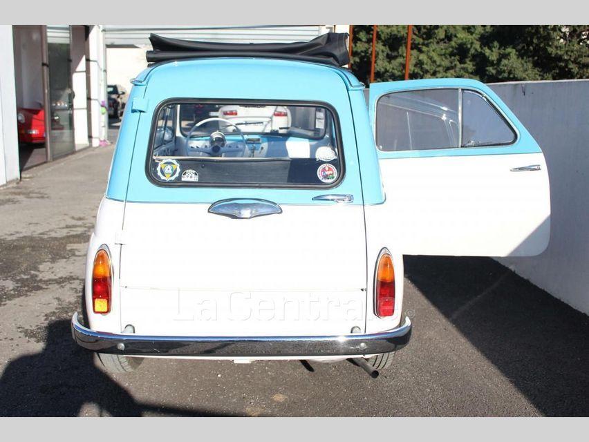 Fiat 500 GIARDINIERA Blanc - 5