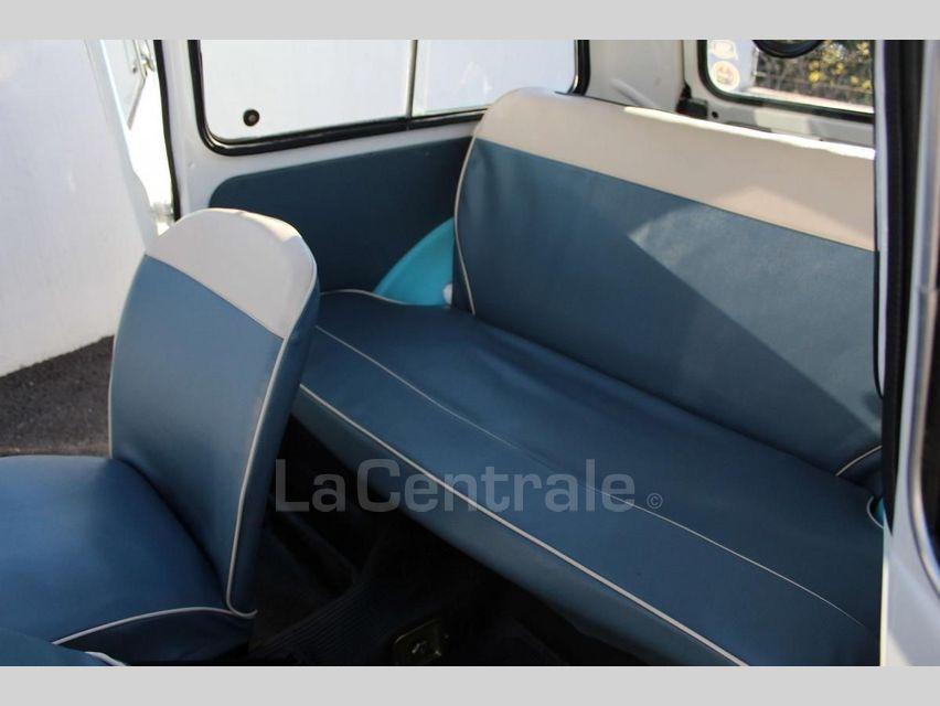 Fiat 500 GIARDINIERA Blanc - 6