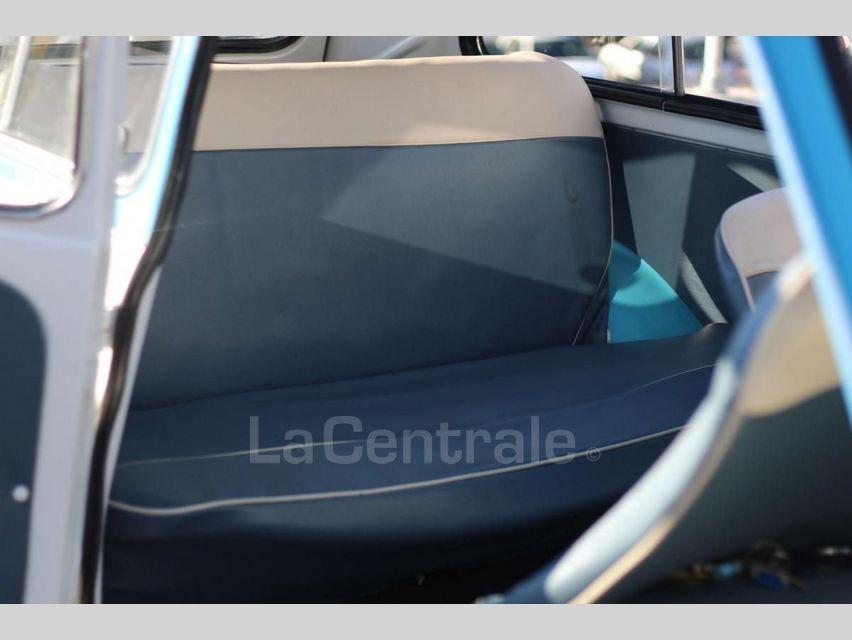 Fiat 500 GIARDINIERA Blanc - 8