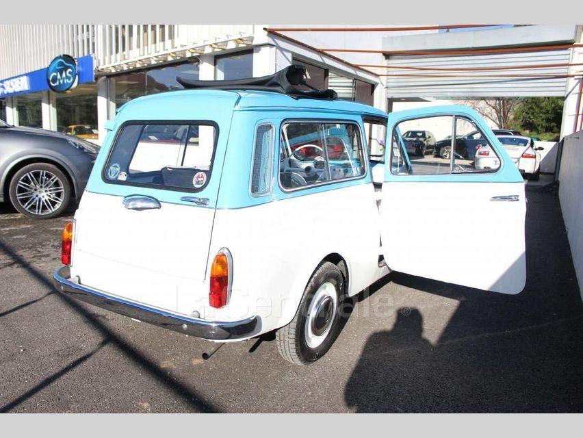 Fiat 500 GIARDINIERA Blanc - 10