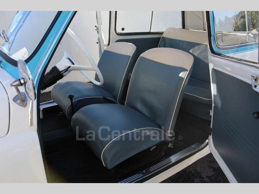 Fiat 500 GIARDINIERA Blanc - 12