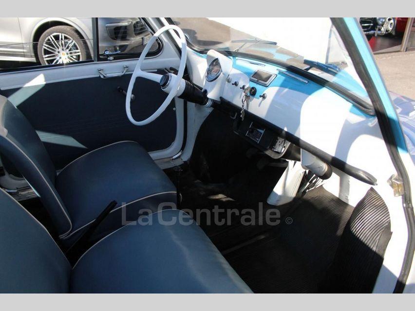 Fiat 500 GIARDINIERA Blanc - 15