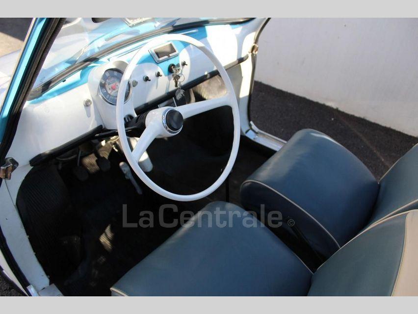Fiat 500 GIARDINIERA Blanc - 16