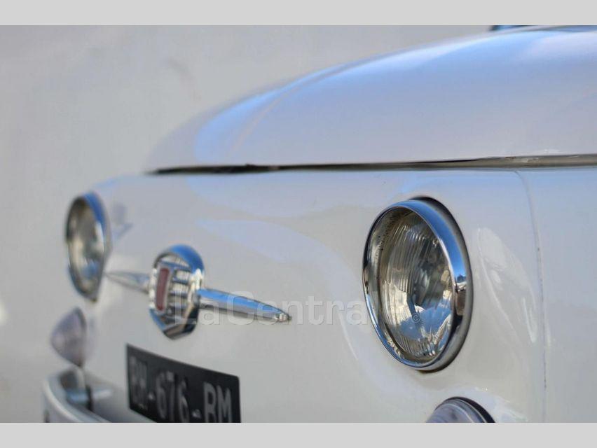 Fiat 500 GIARDINIERA Blanc - 19