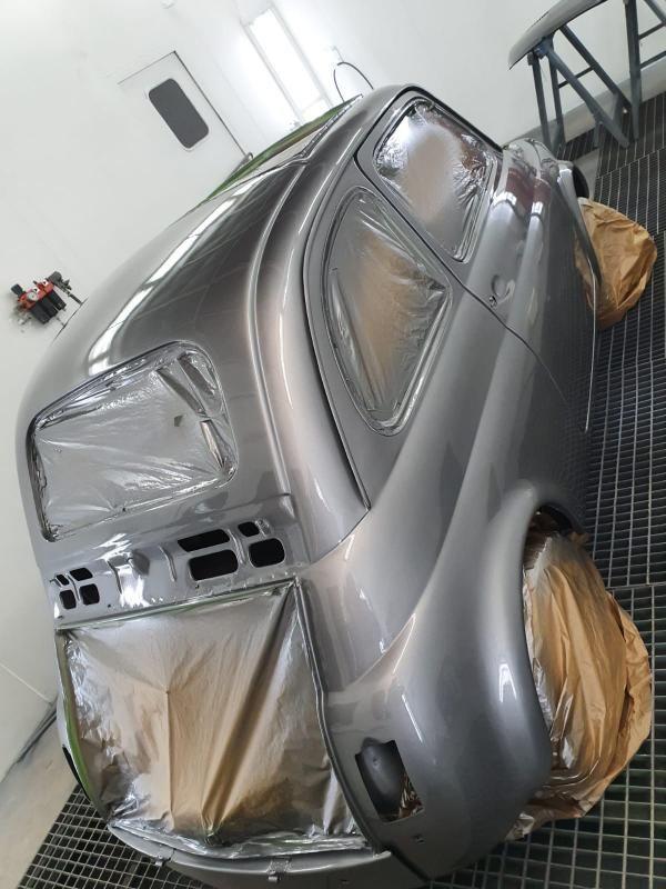 Fiat 500 L Gris Anthracite Métallisé - 15