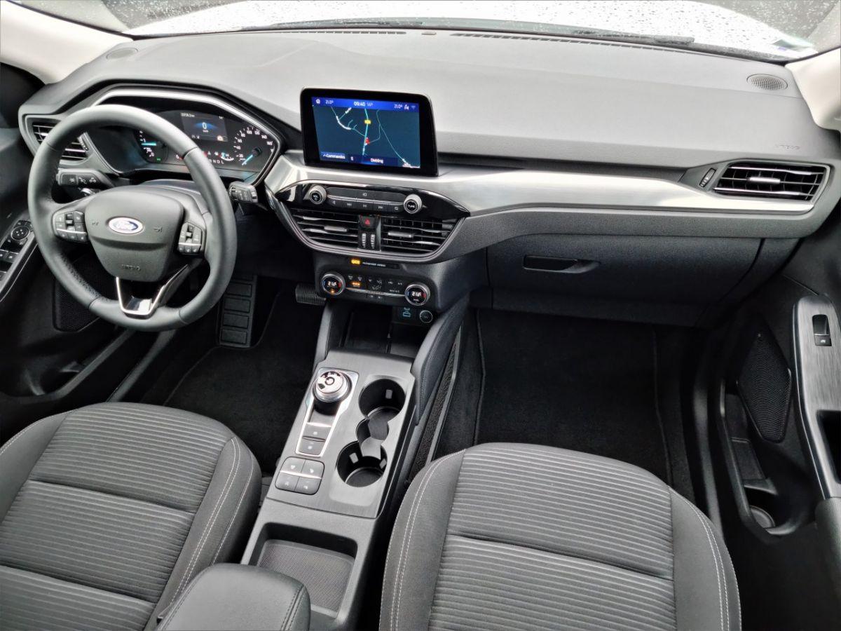 Ford Kuga 1.5 TDCi 120ch Stop&Start Titanium 4x2 Powershift BLANC - 24