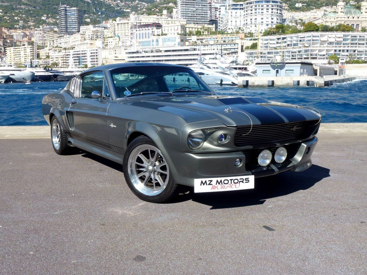 ford mustang gt 500 eleanor occasion monaco monaco n 3944162 mz motors monaco. Black Bedroom Furniture Sets. Home Design Ideas