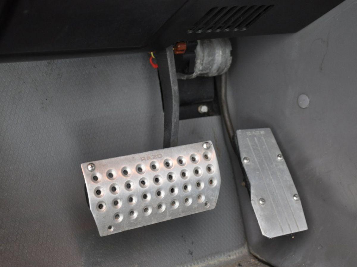 Hummer H1 6.5 V8 TD OPEN TOP Gris Foncé - 19