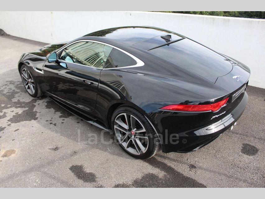 Jaguar F-Type COUPE COUPE 3.0 V6 S AWD AUTO Noir - 2