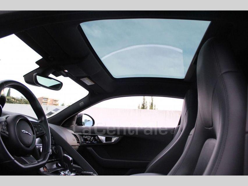 Jaguar F-Type COUPE COUPE 3.0 V6 S AWD AUTO Noir - 12