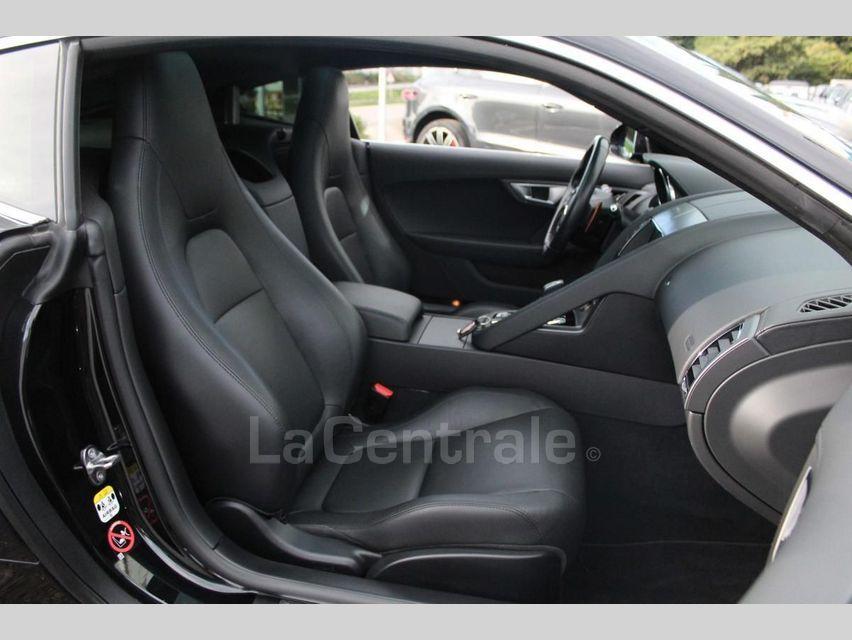 Jaguar F-Type COUPE COUPE 3.0 V6 S AWD AUTO Noir - 16