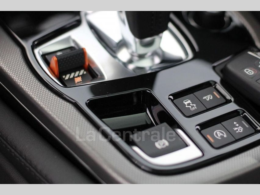 Jaguar F-Type COUPE COUPE 3.0 V6 S AWD AUTO Noir - 17