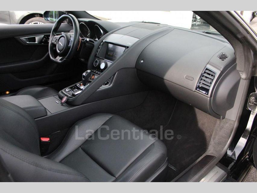 Jaguar F-Type COUPE COUPE 3.0 V6 S AWD AUTO Noir - 18