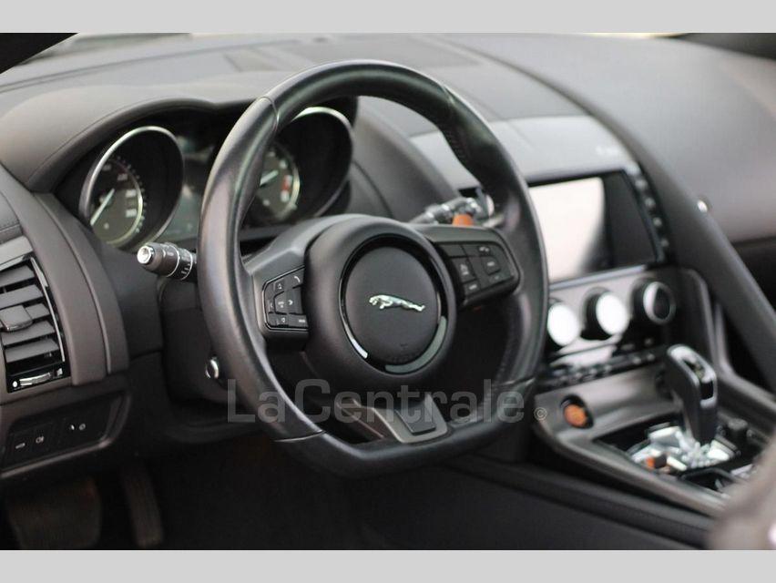 Jaguar F-Type COUPE COUPE 3.0 V6 S AWD AUTO Noir - 19