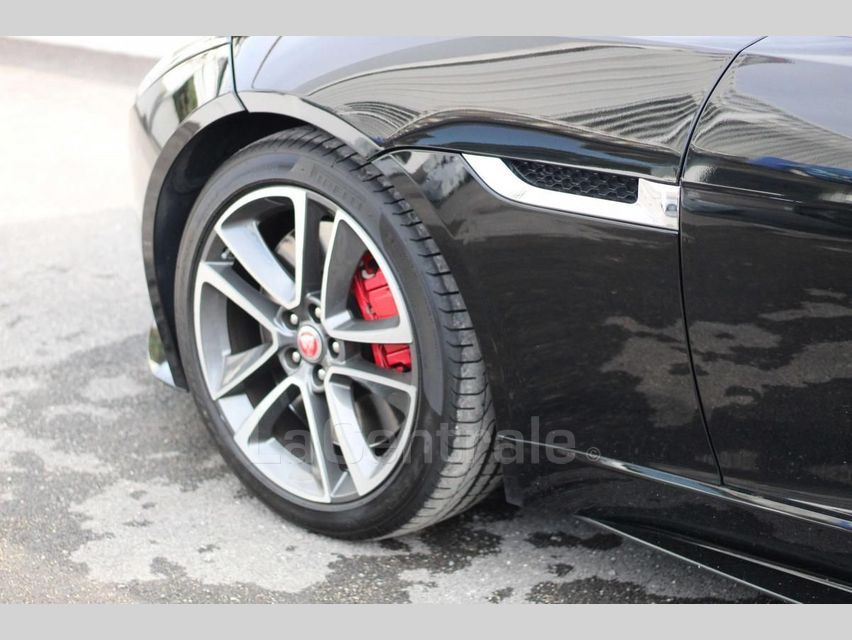 Jaguar F-Type COUPE COUPE 3.0 V6 S AWD AUTO Noir - 20