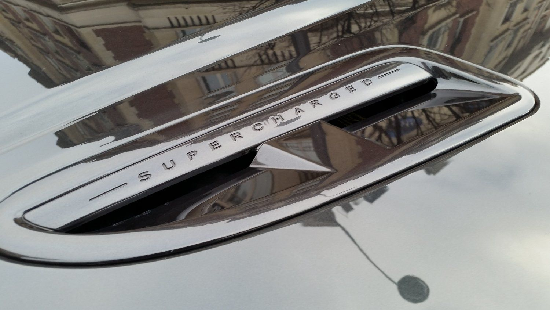 Jaguar XKR COUPE R 5.0 V8 530 édition 75e Anniversaire Gris Foncé - 7