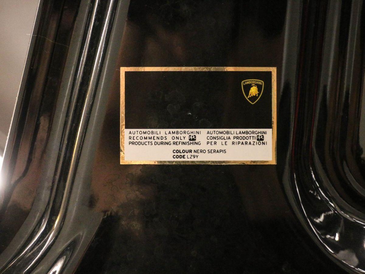 Lamborghini Gallardo 5.0 V10 Nera E-Gear Noir Métallisé - 14