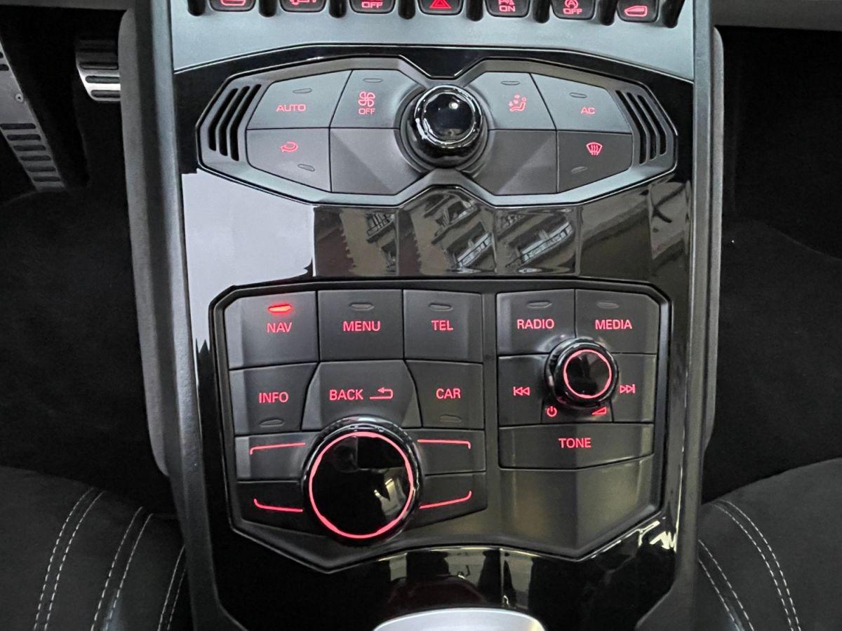 Lamborghini Huracan SPYDER LP 610-4 Blanc - 23
