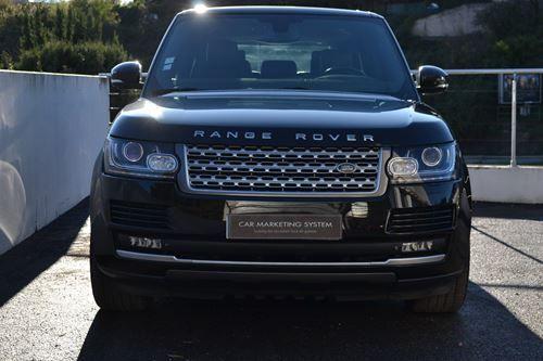 Land Rover Range Rover 4 IV 4.4 SDV8 VOGUE SWB Noir - 2