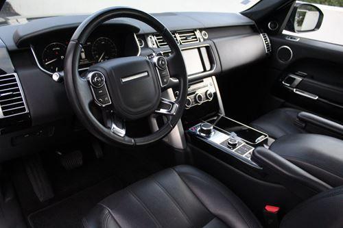 Land Rover Range Rover 4 IV 4.4 SDV8 VOGUE SWB Noir - 7