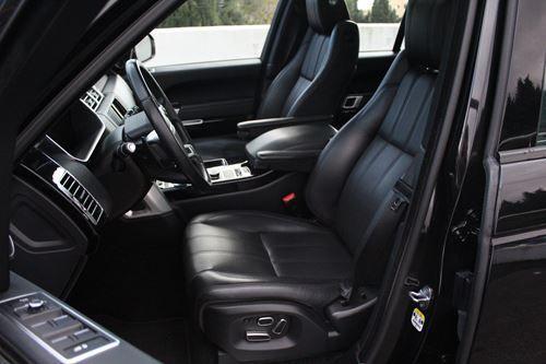 Land Rover Range Rover 4 IV 4.4 SDV8 VOGUE SWB Noir - 8