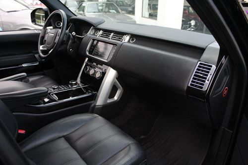 Land Rover Range Rover 4 IV 4.4 SDV8 VOGUE SWB Noir - 11