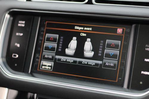 Land Rover Range Rover 4 IV 4.4 SDV8 VOGUE SWB Noir - 19