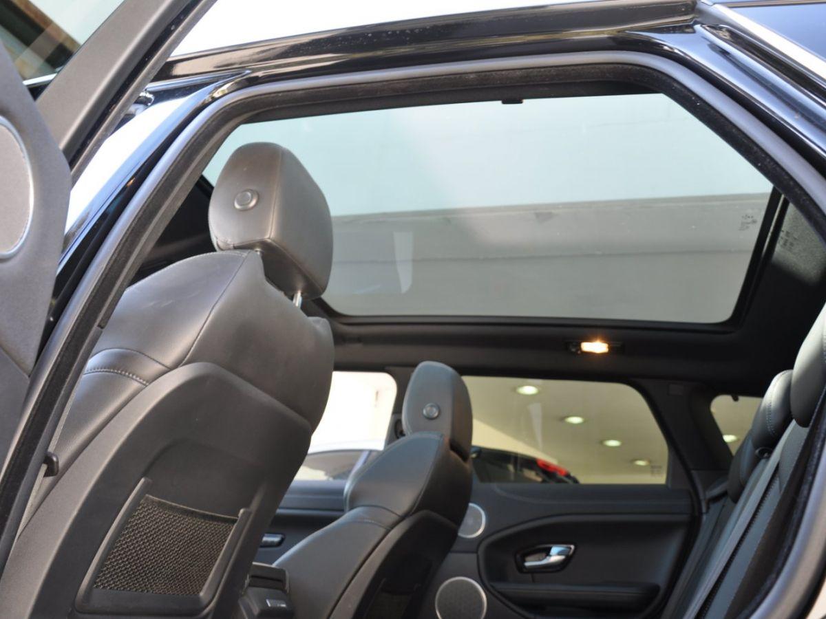 Land Rover Range Rover Evoque TD4 180 HSE Noir - 9