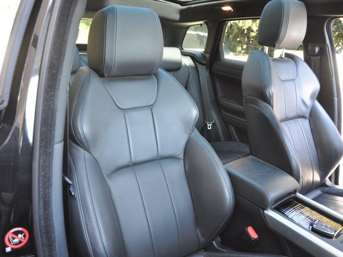 Land Rover Range Rover Evoque TD4 180 HSE Noir - 12