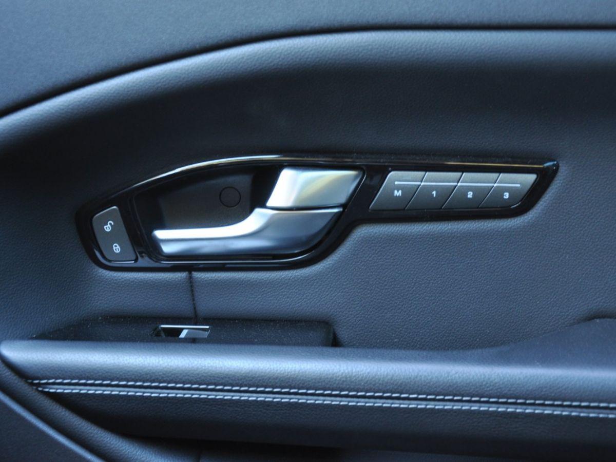 Land Rover Range Rover Evoque TD4 180 HSE Noir - 24