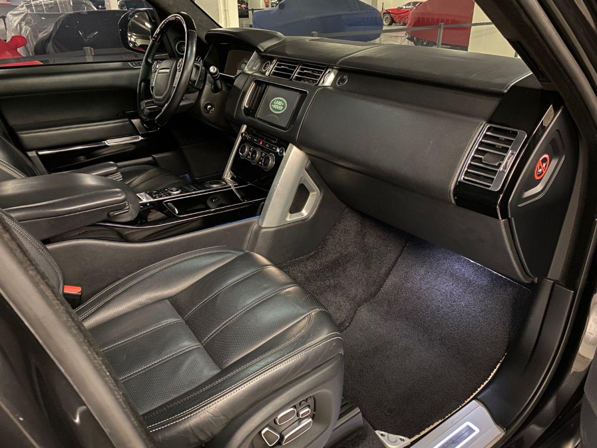 Land Rover Range Rover LAND ROVER RANGE ROVER IV 3.0 TDV6 AUTOBIOGRAPHY SWB Gris Foncé - 21