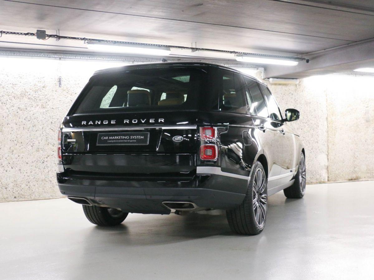 Land Rover Range Rover RANGE ROVER IV (2) 3.0 P400 SI6 AUTOBIOGRAPHY SWB Noir Métallisé - 8