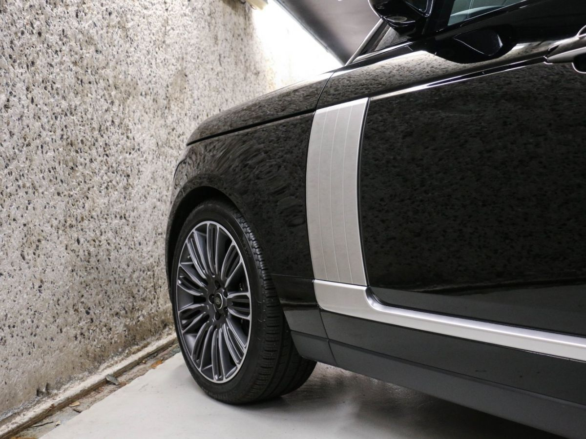 Land Rover Range Rover RANGE ROVER IV (2) 3.0 P400 SI6 AUTOBIOGRAPHY SWB Noir Métallisé - 18
