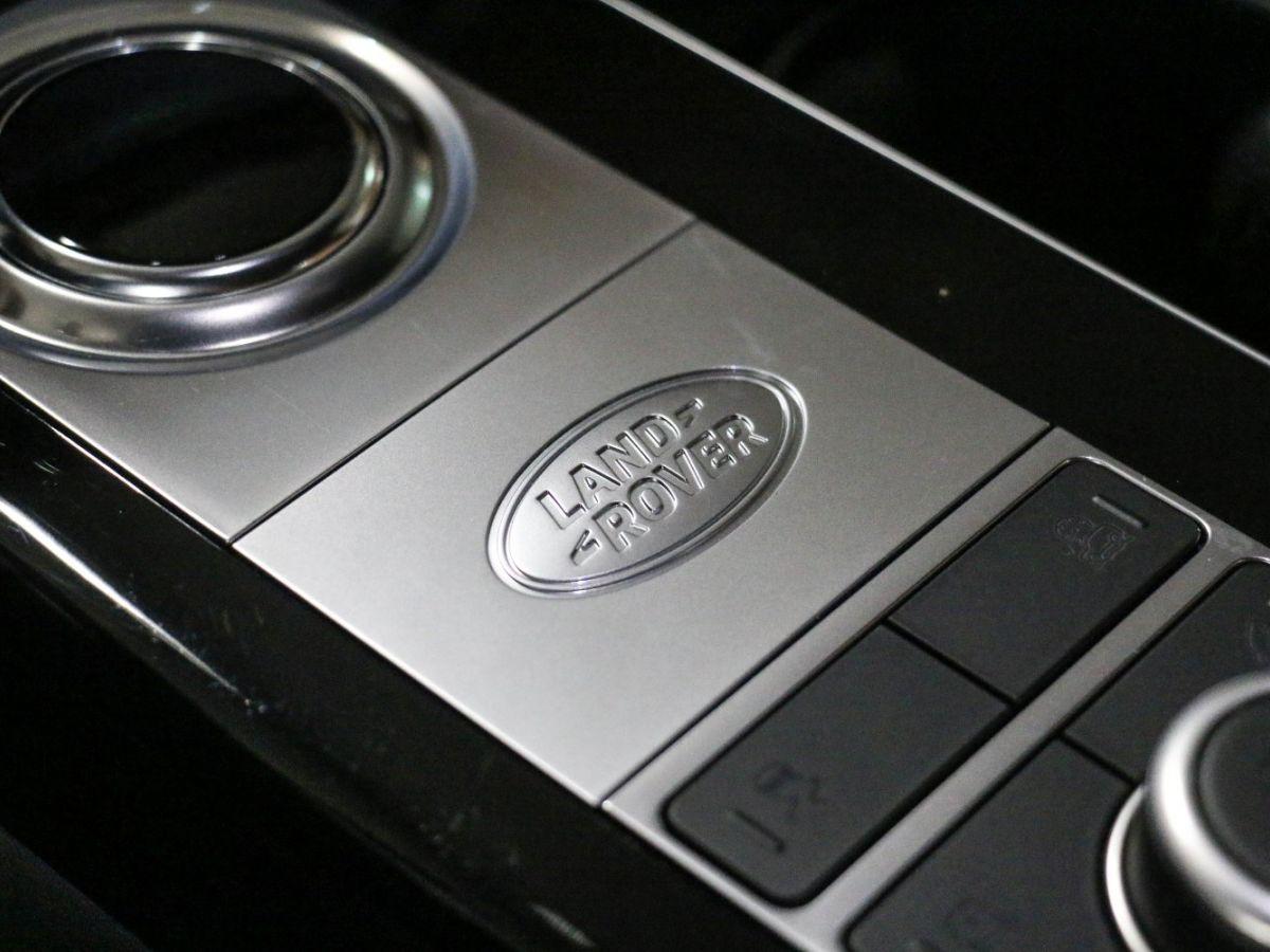 Land Rover Range Rover RANGE ROVER IV (2) 3.0 P400 SI6 AUTOBIOGRAPHY SWB Noir Métallisé - 29